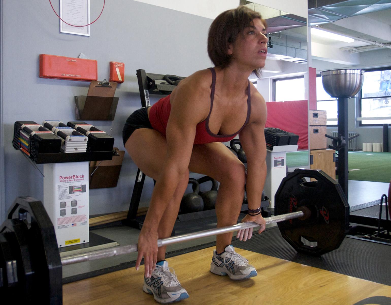 Сильные женщины (25 фото) .
